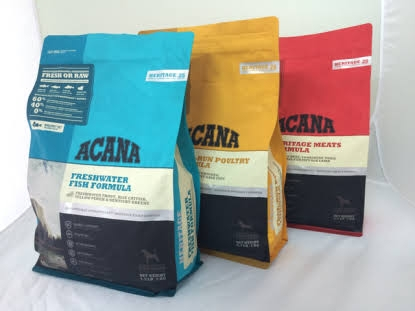 Acana Diet for Diabetic dogs