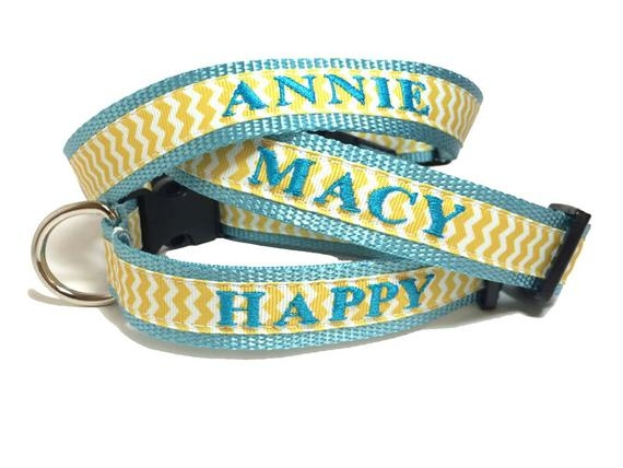 Personalized - Dog - Collars
