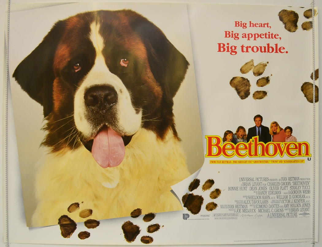 Beethoven dog movie