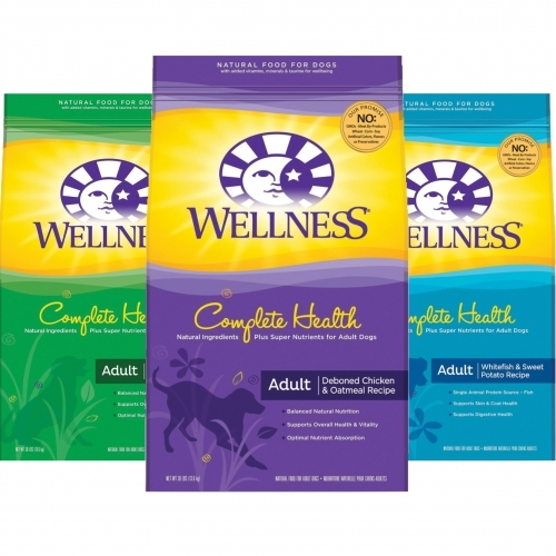 Wellness- Dog - Foods