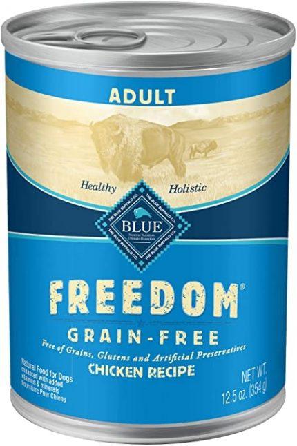 Blue Buffalo Grain-free Dog Food