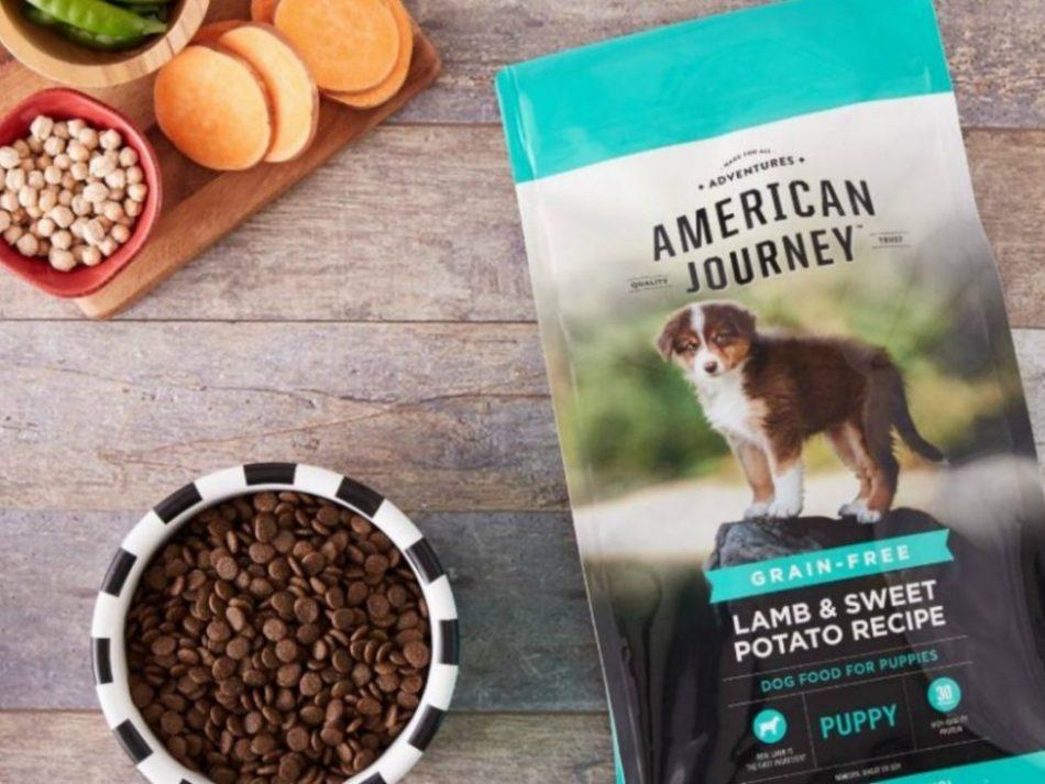 American Journey Dog Food