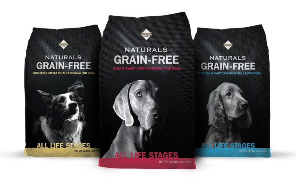 Diamond Naturals Grain-free dog Food