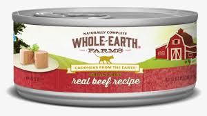 Whole Earth Grain-Free Canned Food