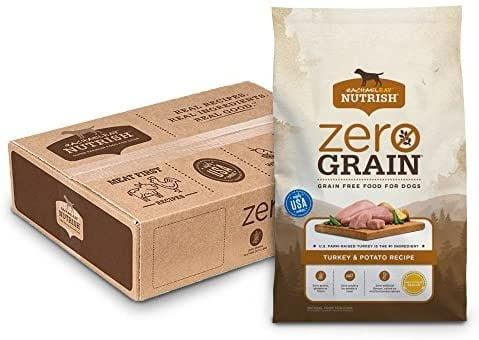 Nutrish Zero Grain Natural Dry Dog Food